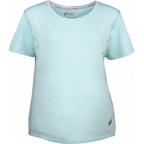 YORK Stefanie Camiseta Mujer, Turquesa